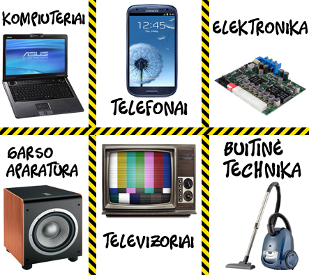elektronikos remontas